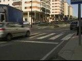 Una mujer ingresada en la UCI en Vigo tras salvar a sus hijos de ser atropellados