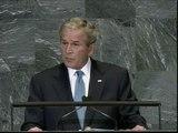 Bush destaca los progresos realizados  en la negociación del rescate financiero
