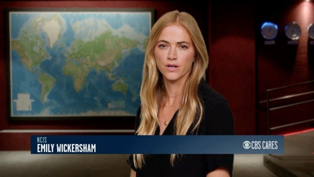 CBS Cares - Emily Wickersham On Active Minds