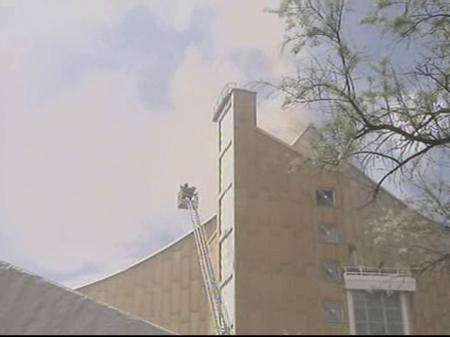 Salvar de las llamas la Filarmónica de Berlín