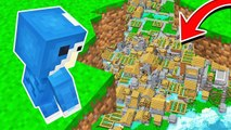 Discovering the CITY OF GOLD   Minecraft