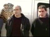 Los presuntos etarras trasladados a España están acusados de pertenencia a banda armada