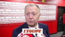 Aulas sur l'avenir de Genesio «Il faut attendre mardi» - Foot - L1 - Lyon
