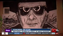 New mural in Oildale honors Merle Haggard