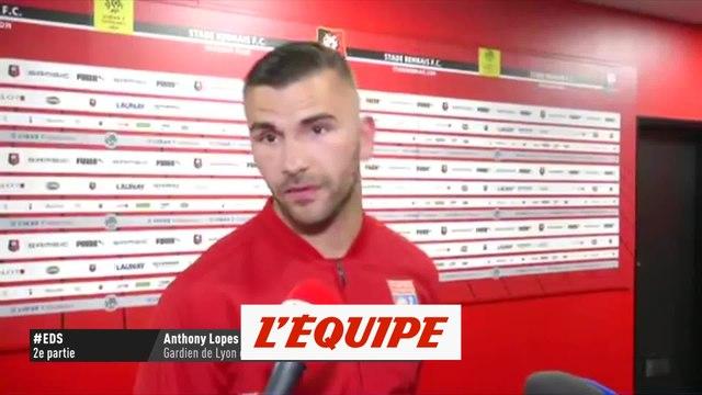 Lopes «Un match cohérent» - Foot - L1 - Lyon