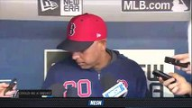 Alex Cora Reacts to Chris Sale's First Start of 2019