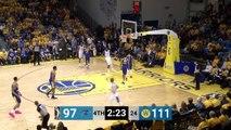 Kevin Hervey (18 points) Highlights vs. Santa Cruz Warriors