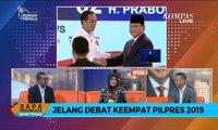 Dialog: Adu Amunisi Jokowi dan Prabowo di Debat Keempat Pilpres 2019 [1]