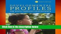 R.E.A.D Developmental Profiles: Pre-Birth Through Adolescence D.O.W.N.L.O.A.D