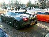 Lamborghini Gallardo Superleggera & Murcielago LP640