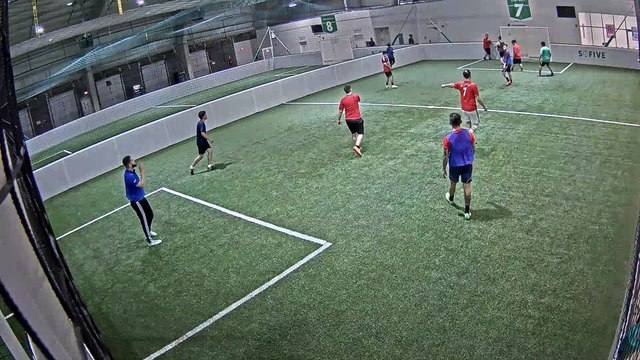 03/30/2019 00:00:01 - Sofive Soccer Centers Rockville - Camp Nou