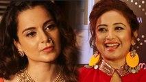 Divya Dutta talks about Kangana Ranaut fess in Jayalalithaa biopic; Watch Video | FilmiBeat