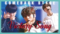[ComeBack Stage] Stray Kids - Victory Song , 스트레이 키즈 - 승전가 Show Music core 20190330