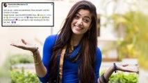 Actress Rashmika Mandanna Given Surprise To Fans || Filmibeat Telugu