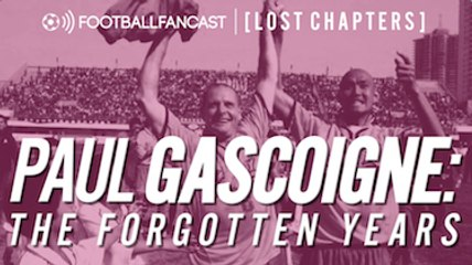 Watch: The forgotten final years of Paul Gascoigne's career