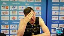 "Antibes-Fos Provence Basket: ""c'est un hold up"" Edouard Choquet"