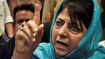 J&K's relation with India will be over if Article 370 scrapped: Mehbooba Mufti | Oneindia News
