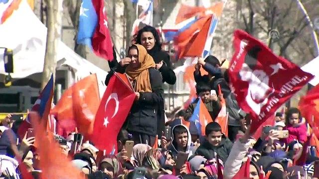 Cumhurbaşkanı Erdoğan: İstanbul'da 3 milyon Kürt kardeşim oylarını nereye vereceklermiş? Soyadı İmamoğlu olan birisine... - İSTANBUL
