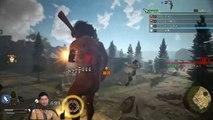 進撃の巨人2 -Final Battle-(Shingeki no Kyojin/Attack on Titan 2-Final Battle-) Gameplay