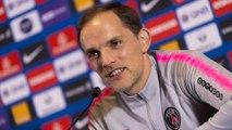 Conférence de presse de Thomas Tuchel avant Toulouse FC - Paris Saint-Germain