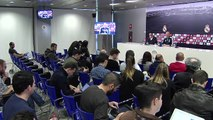 Real Madrid coach Zidane previews La Liga game against bottom side Huesca