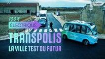 Voiture autonome, 5G... : Transpolis, ville test du futur
