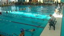 Compétition natation à Mons.video Éric Ghislain