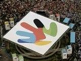 La ilusión olímpica desborda Cibeles