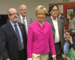 De La Vega pide explicaciones a Rajoy