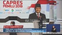 Prabowo: Saya Lebih TNI dari Banyak TNI