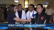 Erick Thohir: Jokowi akan Berikan Sesuatu yang Baru