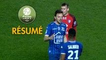 ESTAC Troyes - Grenoble Foot 38 (2-1)  - Résumé - (ESTAC-GF38) / 2018-19