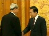 Reunión de buenas intenciones entre las dos Coreas