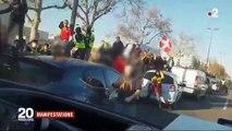 Manifestations : comment la police traque les casseurs ?