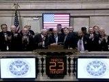 Euforia en Wall Street por el plan de rescate bancario