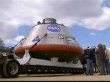 La NASA presenta la nave con la que se volverá a la Luna