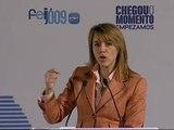 """Cospedal: """"No vamos a tolerar que Zapatero presione a los fiscales y a los jueces para atacar al PP"""""""