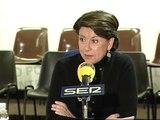 La ministra de Fomento insiste en un error en la previsión meteorológica