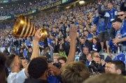 Victoire du Racing Club de Strasbourg en Coupe de la Ligue : les tirs aux buts