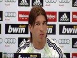 """Sergio Ramos: """"No fui a partir a Messi"""""""