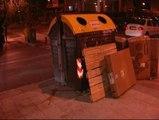 Hallada una mujer muerta en un contenedor de basura en Leganés