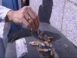 Prohibido fumar en los accesos a los hospitales
