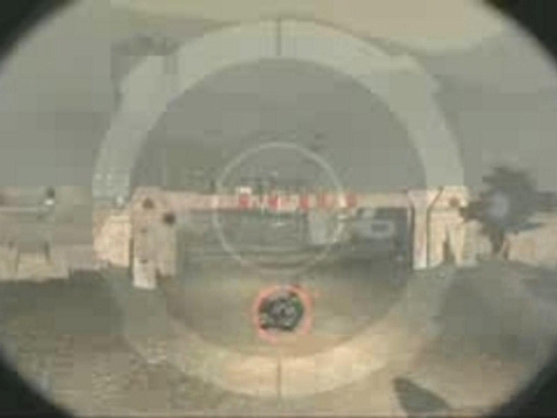 Frontlines Fuel of War : Sets d'armes