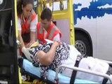 Mueren 9 personas en un accidente de autobús en Ceuta