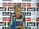 """Mourinho elogia al Barcelona: """"Es un equipo que juega con los ojos cerrados"""""""