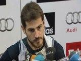 """Casillas: """"Que vayan preparando la Cibeles"""""""
