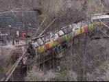 Al menos 11 personas pierden la vida al descarrilar un tren al norte de Italia
