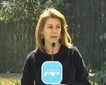 PP ataca al Gobierno por la crisis y por Garzón