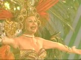 Inma Asensio se corona Gran Dama del Carnaval de Las Palmas de Gran Canaria