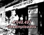 Ya hay más de 4 millones de desempleados